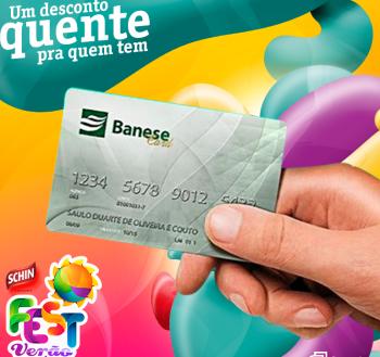 Banese Card garante descontos na compra de ingresso para o Fest Verão