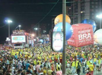 Carnaval de Salvador deve gerar até 250 mil postos de trabalho