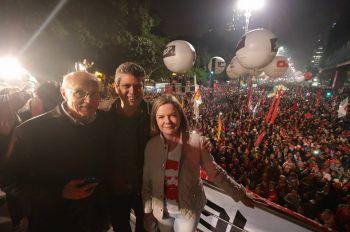 Márcio diz que bloqueio de bens de Lula é arbitrário e ato de vingança.