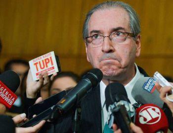 Janot defende que STF mantenha Eduardo Cunha na prisão