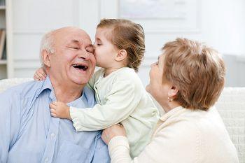 Relação de avós e netos faz bem para a saúde e aumenta a longevidade