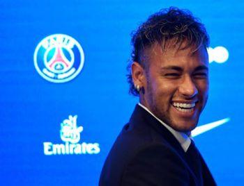 Neymar poderá estrear no domingo pelo PSG