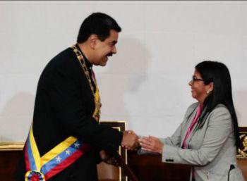 Assembleia Constituinte confirma Maduro como presidente da Venezuela