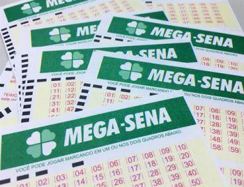 Mega-Sena acumula e pagará mais de R$ 70 milhões