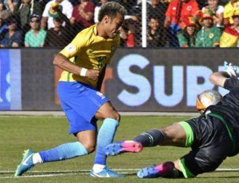 Brasil para no goleiro e não sai do zero contra a Bolívia