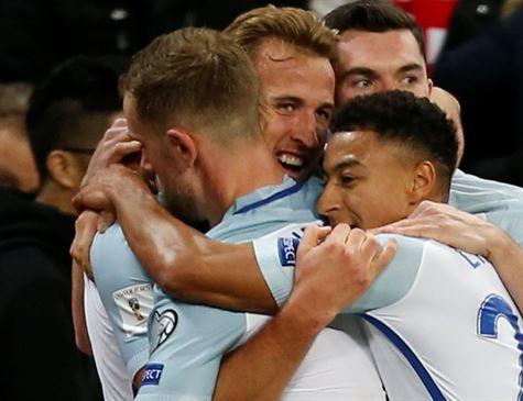 Inglaterra e Alemanha garantem vaga na Copa do Mundo-2018