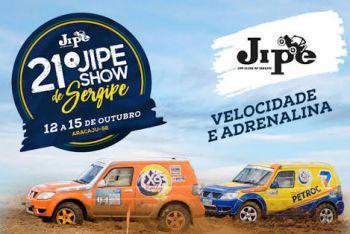 Aracaju é sede do 21o. Jipe Show de Sergipe