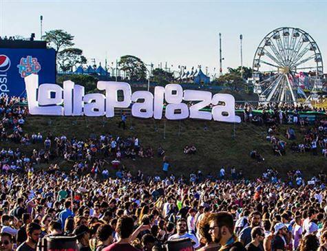 Lollapalooza 2018 divulga atrações por dia de evento