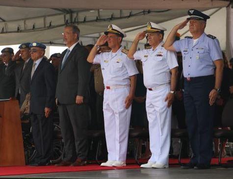 Não existe possibilidade de intervenção militar, afirma ministro da Defesa