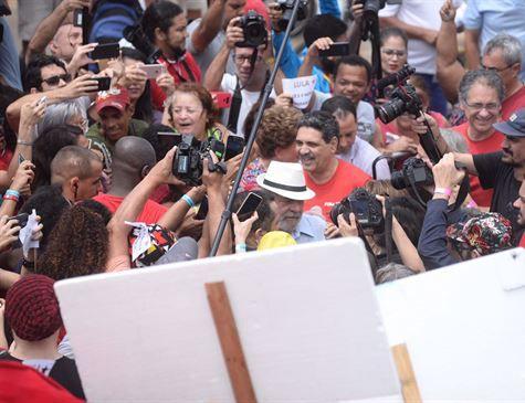 Em caravana, Lula fará afago a empresários em MG