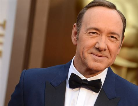 Emmy cancela homenagem a Kevin Spacey