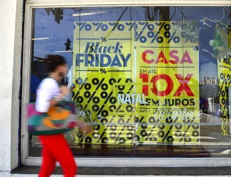 Pesquisa indica que 40% dos consumidores pretendem comprar na Black Friday
