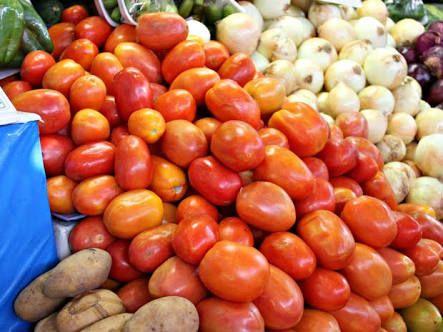 Aracaju registra maior redução  nos preços do tomate e do feijão