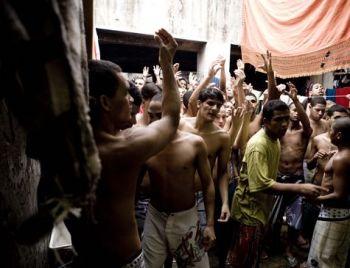 Brasil ultrapassa Rússia e agora tem 3ª maior população carcerária do mundo