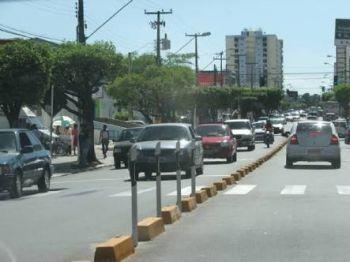 O trecho da avenida Barão de Maruim localizado entre a Praça da Bandeira e  o cruzamento com a rua Arauá será bloqueado para o fluxo de veículos neste  sábado ... e26325ae63