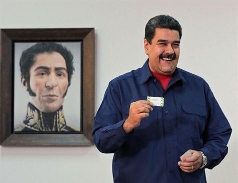 Maduro diz que chavismo ganhou