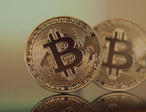 Bitcoin faz estreia com forte valorização
