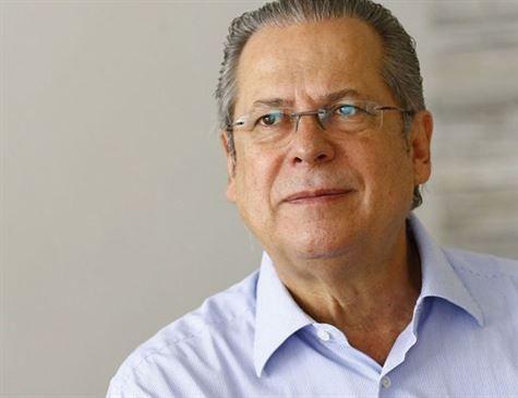 Dirceu diz a militantes do PT que 24 de janeiro será o 'dia da revolta'