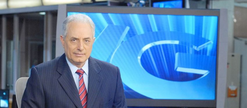 William Waack é oficialmente demitido da Globo