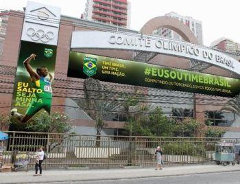 Comitê Olímpico Brasileiro celebra fim de suspensão