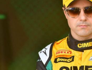 Estreante na Stock Car, Massa larga em 11º em Interlagos