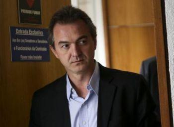 Joesley Batista deixa carceragem da Polícia Federal