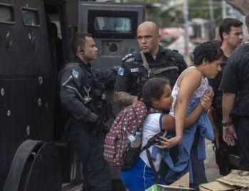 Morte de capitão fecha Linha Amarela por 2 horas no Rio