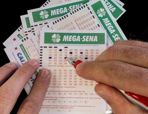 Mega-Sena acumula e prêmio pode chegar a R$ 60 milhões no próximo sorteio
