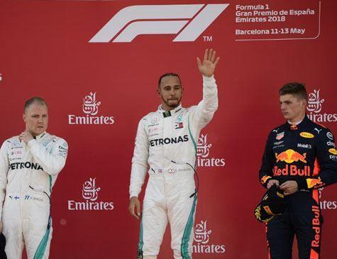F1: Hamilton vence segunda corrida seguida e amplia vantagem sobre Vettel
