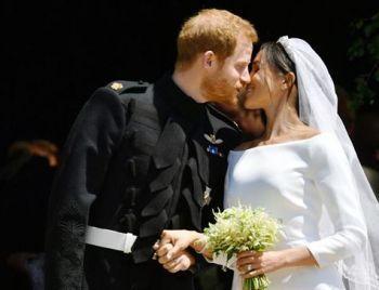 Príncipe Harry e Meghan Markle estão oficialmente casados