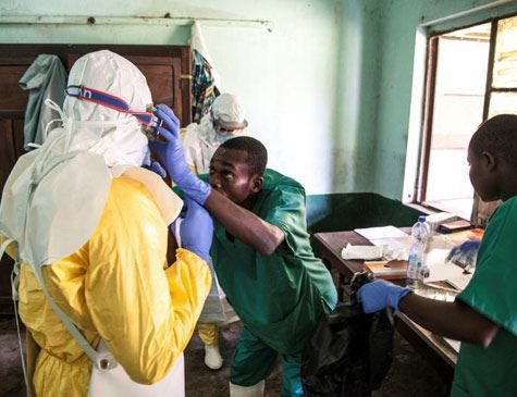 Surto de ebola no Congo tem novos casos registrados