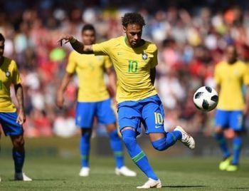 Tite confirma Neymar como titular contra a Áustria
