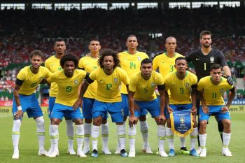 Brasil vence a Áustria no último amistoso antes da Copa