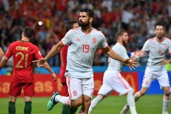 Diego Costa brilha em jogo eletrizante contra Portugal de Cristiano Ronaldo