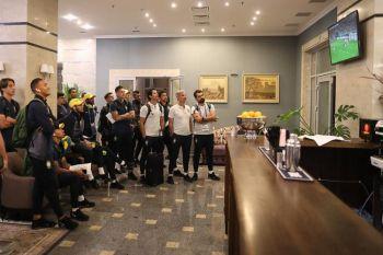 Brasil já está em Rostov para estreia contra Suiça neste domingo