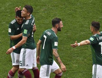 México surpreende e derrota atual campeã Alemanha