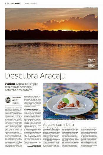 Forró Caju e turismo em Aracaju são destaques na mídia baiana