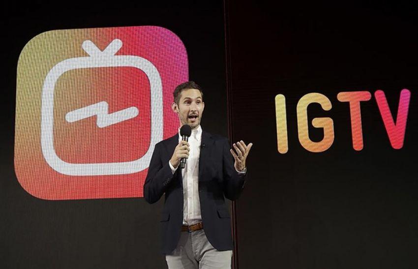 Novidade: TV Instagram permite vídeos mais longos
