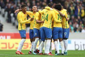 Brasil x Costa Rica, às 9h. Se não vencer, pode se complicar na competição