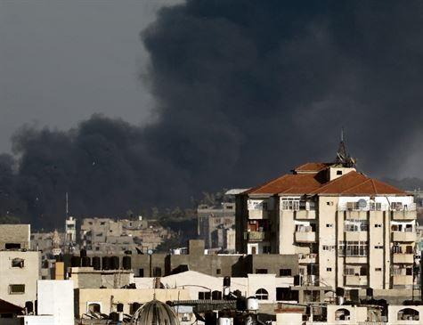 Hamas anuncia trégua com Israel após bombardeios contra Gaza