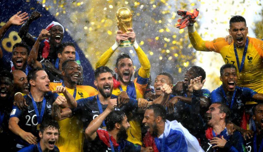 França vence a Croácia e conquista segundo título em Copa do Mundo