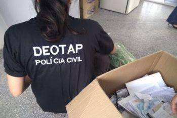Prefeitura de Socorro auxilia Deotap nas investigações de desvios do IPTU entre 2014 e 2016