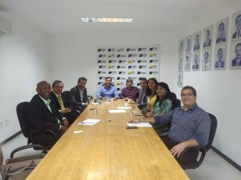 Receita Federal se reúne com representantes da CDL Aracaju