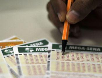 Mega-Sena acumula e pode pagar R$ 6,5 milhões