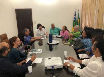Preparativos para ABAV 2018 é tema de reunião com os municípios