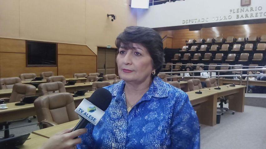 Maria Mendonça lamenta morte de policial e apela por mais segurança