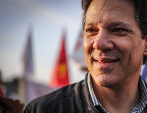 Ministério Público acusa Haddad de corrupção, lavagem de dinheiro e formação de quadrilha