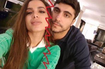 Após 10 meses casados, Anitta e Thiago Magalhães se separam