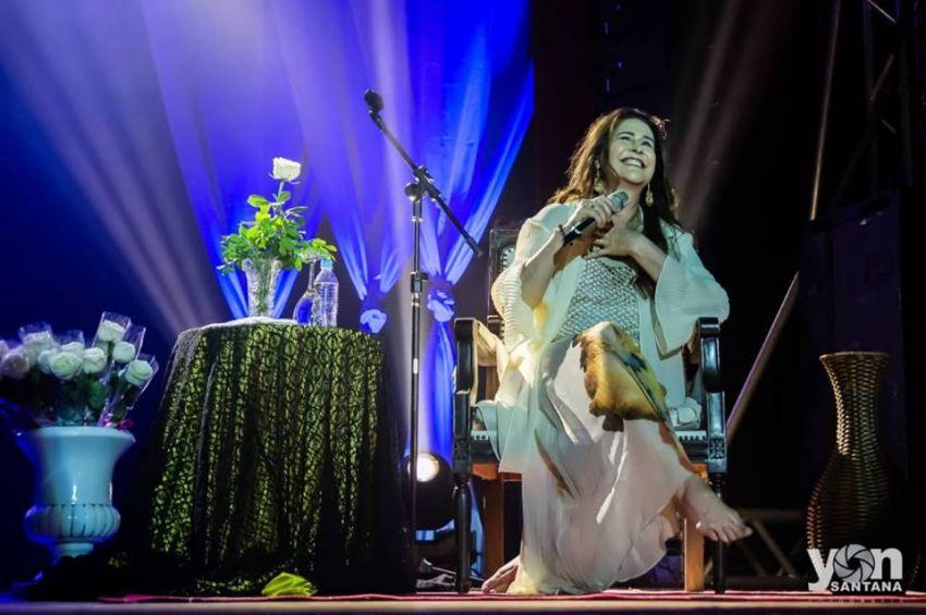 Joanna está de volta a Aracaju com show beneficente
