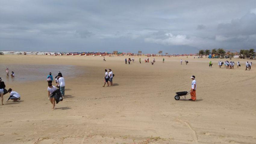 Torre e Fundação Brasil Ecoar convidam a população para o Dia Mundial de Limpeza de rios e praias